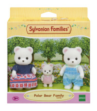 Sylvanian Families - Polar Bear Family (3-Pack)