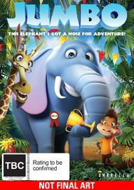 Jumbo on DVD image