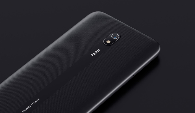 Xiaomi Redmi 8A (32GB/2GB RAM) Midnight Black image