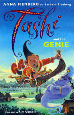 Tashi and the Genie by Anna Fienberg image