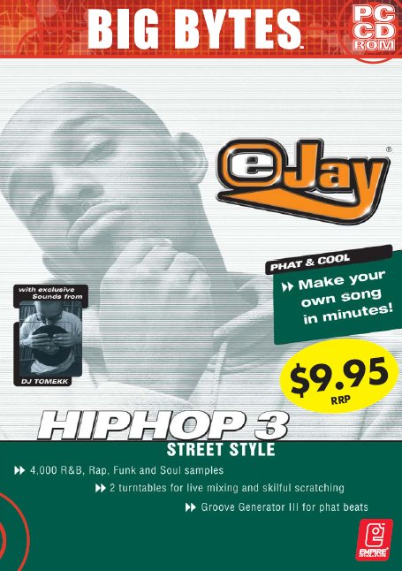 Hip Hop eJay 3 screenshot
