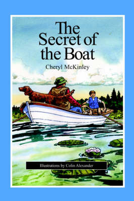 The Secret of the Boat by Cheryl McKinley image