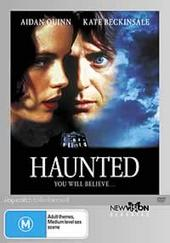 Haunted on DVD