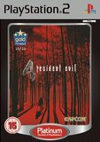 Resident Evil 4 (Platinum) for PlayStation 2