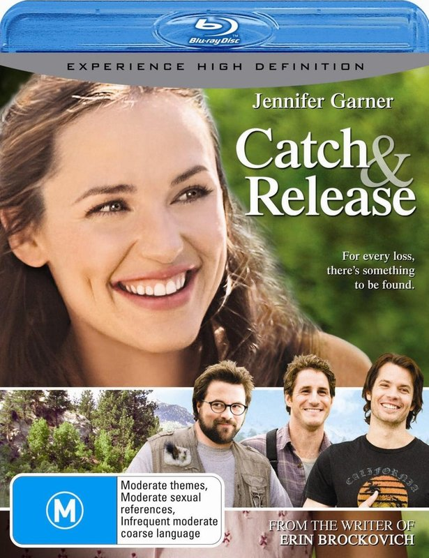 Catch And Release on Blu-ray