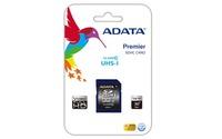32GB ADATA Premier - SDHC Card (Class 10 UHS-I) image