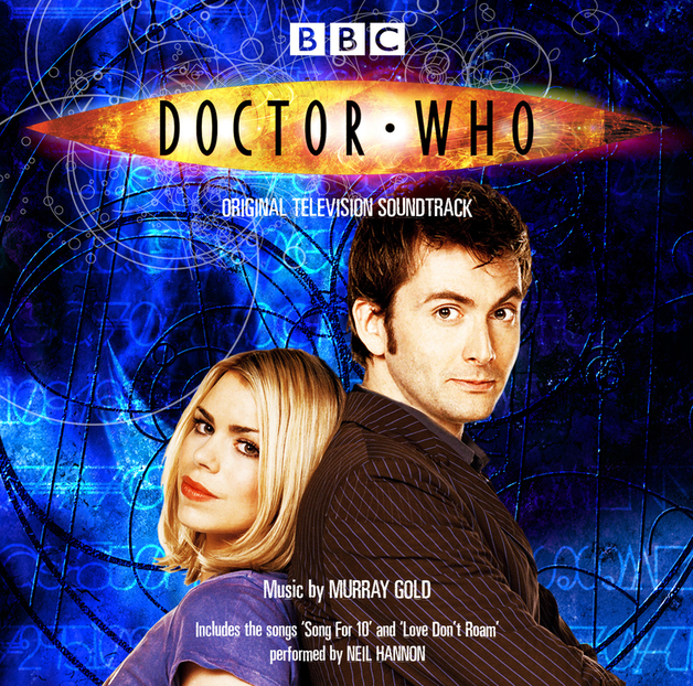 Doctor Who Original TV Soundtrack by Murray Gold