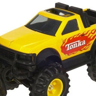 Tonka: Classics - 4x4 Pick Up Truck image