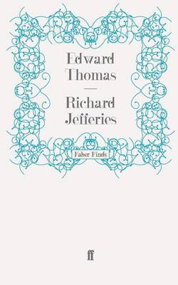 Richard Jefferies by Edward Thomas image