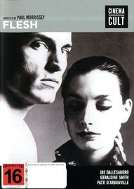 Andy Warhol's Flesh on DVD