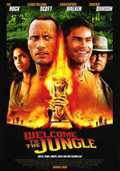 Welcome To The Jungle - Collector's Edition on DVD
