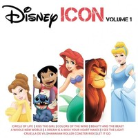 ICON: Disney - Volume 1