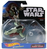 Hot Wheels: Star Wars Rogue One Starship - Boba Fett's Slave I