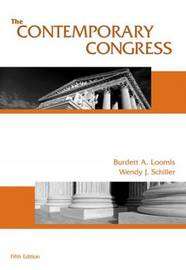 The Contemporary Congress by Burdett A Loomis image