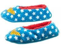 DC Comics: Wonder Woman Cozy Slipper Socks (L/XL) image