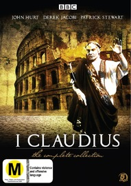 I Claudius - Complete Series (5 Disc Set) on DVD