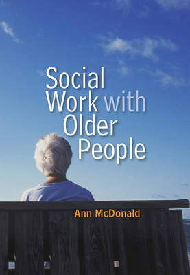 Social Work with Older People by Ann McDonald image