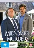 Midsomer Murders: Complete Season 18 (Single Case Version) on DVD