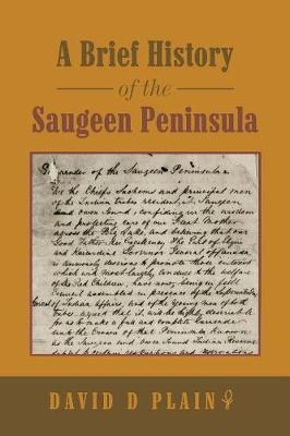 A Brief History of the Saugeen Peninsula by David D. Plain