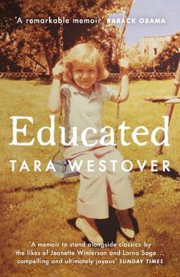 Educated by Tara Westover image