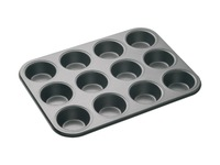 MasterClass: Non-Stick 12 Cup Muffin/Cupcake Pan