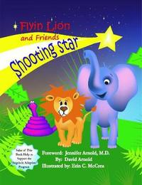 Flyin Lion and Friends Shooting Star by David Arnold