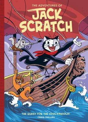 The Adventures of Jack Scratch by Craig Phillips