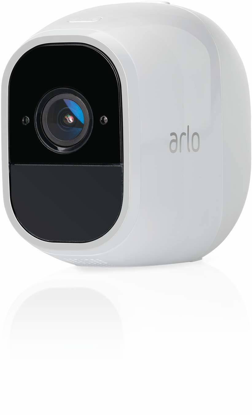 Arlo Pro 2 Smart Security System with 4 Cameras image