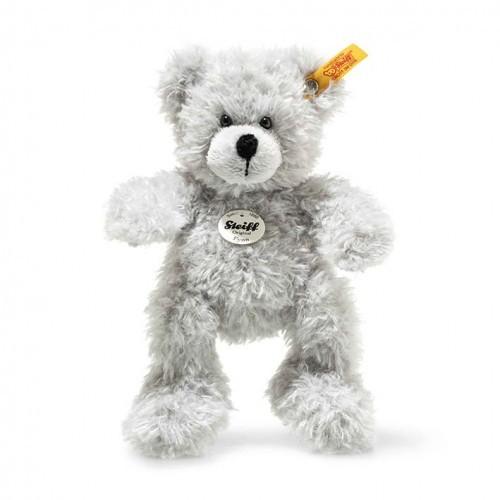 Steiff: Soft Cuddly Friends - Fynn Teddy Bear (Grey)