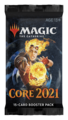 Magic the Gathering: Core Set 2021 - Single Booster (15 Cards)