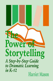 The Power of Storytelling by Harriet T. Mason image