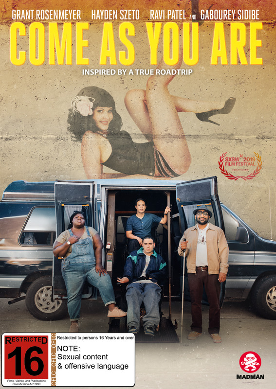 Come As You Are on DVD