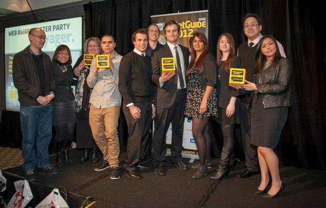 Mighty Ape wins Overall Best Site at the 2012 NetGuide Web Awards! image
