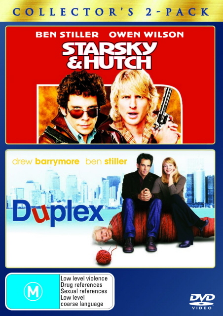 Starsky And Hutch (2004) / Duplex - Collector's 2-Pack (2 Disc Set) on DVD