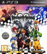 Kingdom Hearts HD 1.5 Remix Limited Edition for PS3