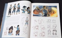 The Legend of Korra: The Art of the Animated Series: Book One: Air by Michael Dante DiMartino image