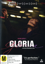 Gloria on DVD