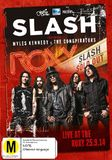 Slash - Live At The Roxy on DVD
