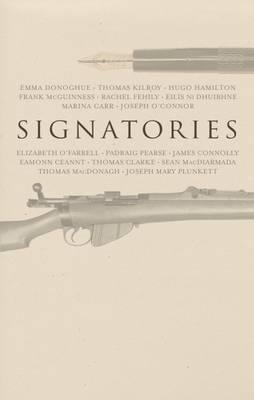 Signatories by Emma Donoghue image