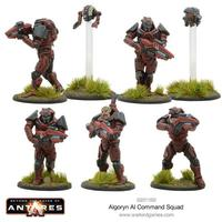 Beyond the Gates of Antares: Algoryn Command Squad image