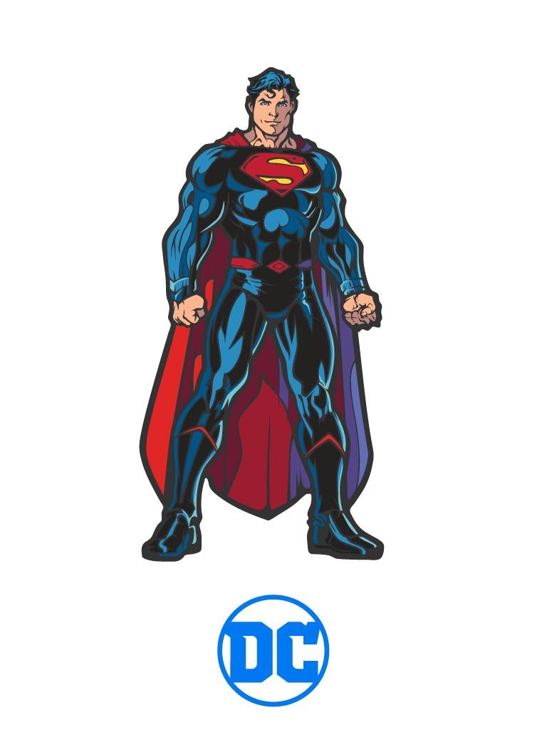 DC Comics Rebirth: FiGPiN Enamel Pin - (Assorted) image