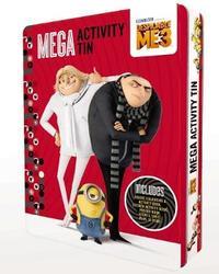 Despicable Me 3: Mega Activity Tin image