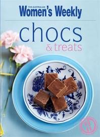 Chocs and Treats by The Australian Women's Weekly image