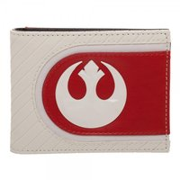 Star Wars Episode 8 Rebel Bi-Fold Wallet