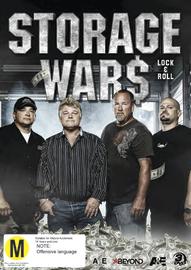 Storage Wars: Lock & Roll on DVD