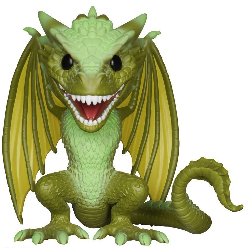 "Game of Thrones - Rhaegal Dragon 6"" Pop! Vinyl Figure image"