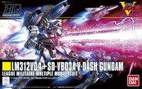 HGUC 1/144 V-Dash Gundam - Model Kit
