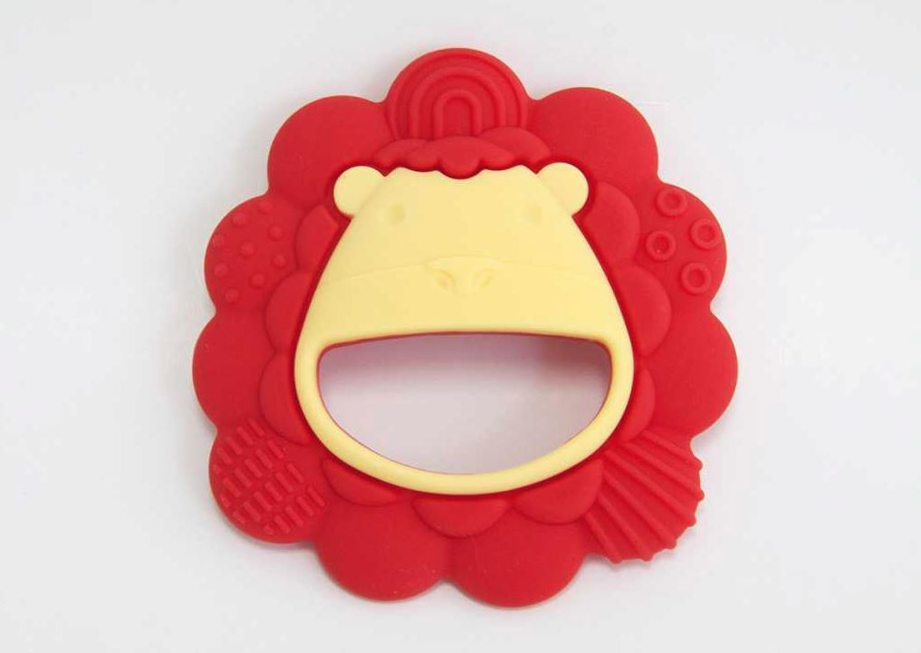 Marcus & Marcus: Sensory Teether - Lion image