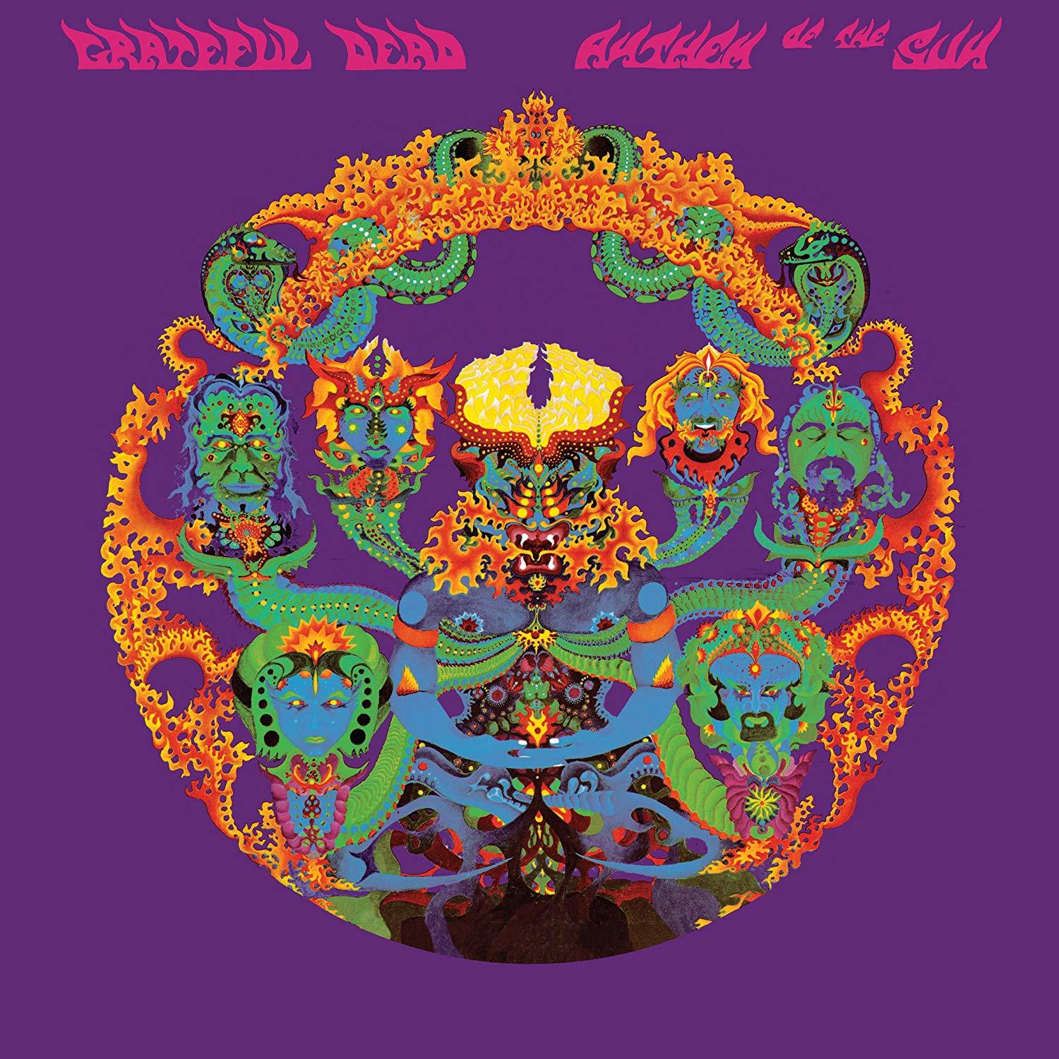 Anthem Of The Sun (50Th Anniversary Deluxe Edition) by Grateful Dead image
