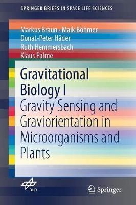Gravitational Biology I by Markus Braun image